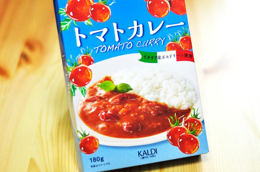 カルディオリジナル トマトカレー 180g