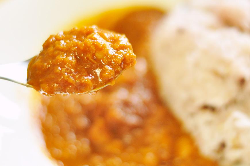 チャナマサラ(ひよこ豆のカレー)
