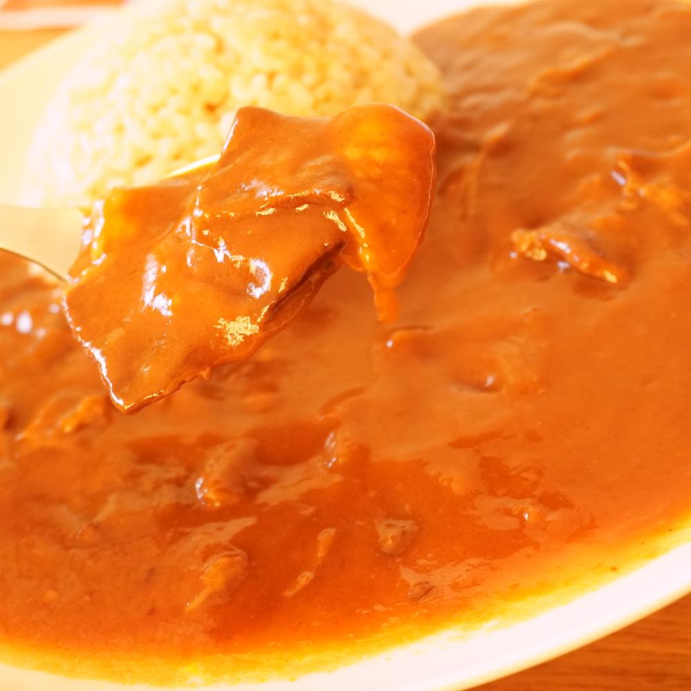 牛肉が美味しいハヤシライス