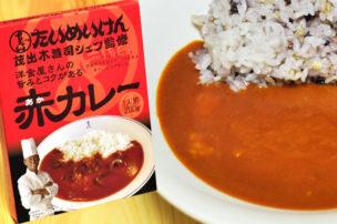 洋茂手木浩司シェフ監修 食屋さんの旨みとコクがある 赤カレー