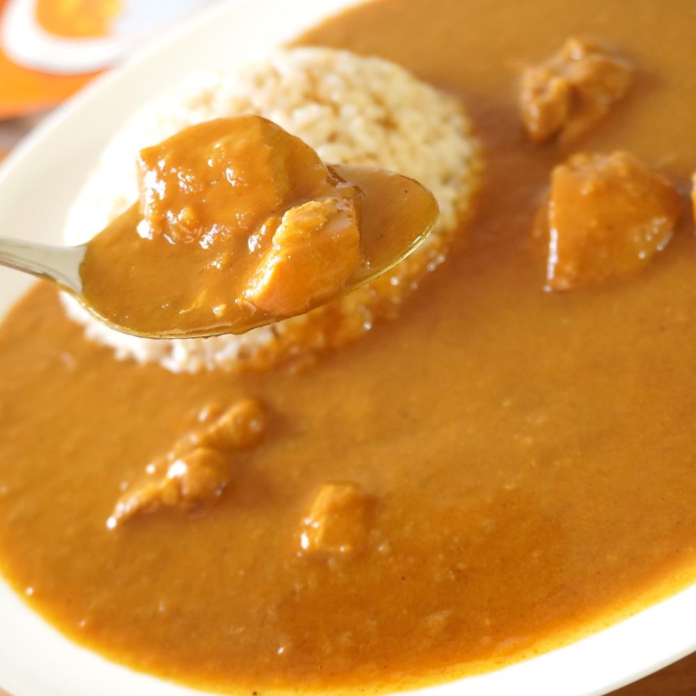 ジューシーな鶏肉が美味しいにしきやのレトルトカレー 2020.10.31 追記