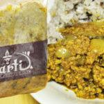 インドカレーの店 アールティー 鶏挽肉とゴーヤのカレー(キーマカレラ)