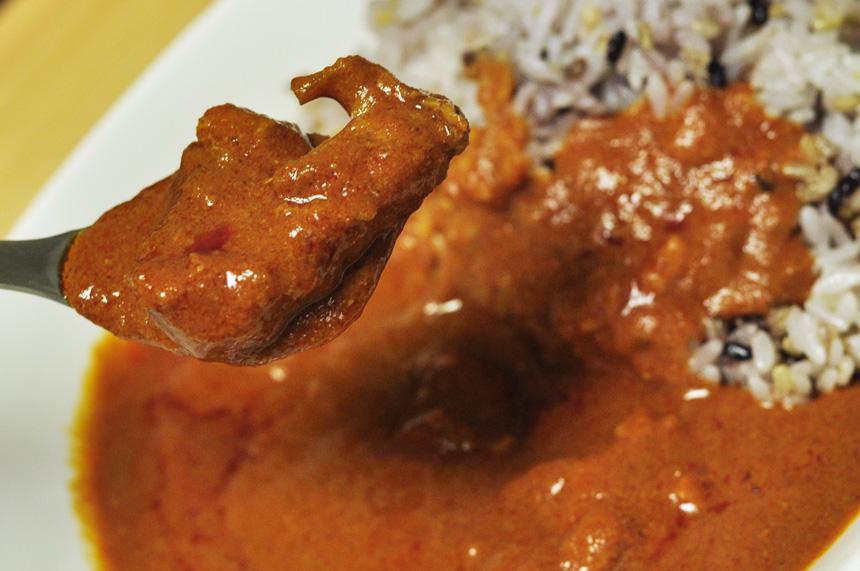 でも、やっぱりアールティ。チキンが美味しい