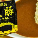 具が小さい 鹿児島 黒豚ポークカレー