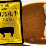 潔く具をなくせばいいのに。沖縄石垣島和牛ビーフカレー