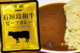 沖縄石垣島和牛ビーフカレー