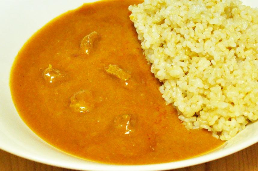 ヨーロピアンなカレースープ