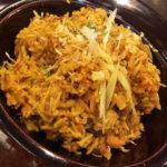 ビリヤニが超絶美味しい。インドの恵み相模大野店