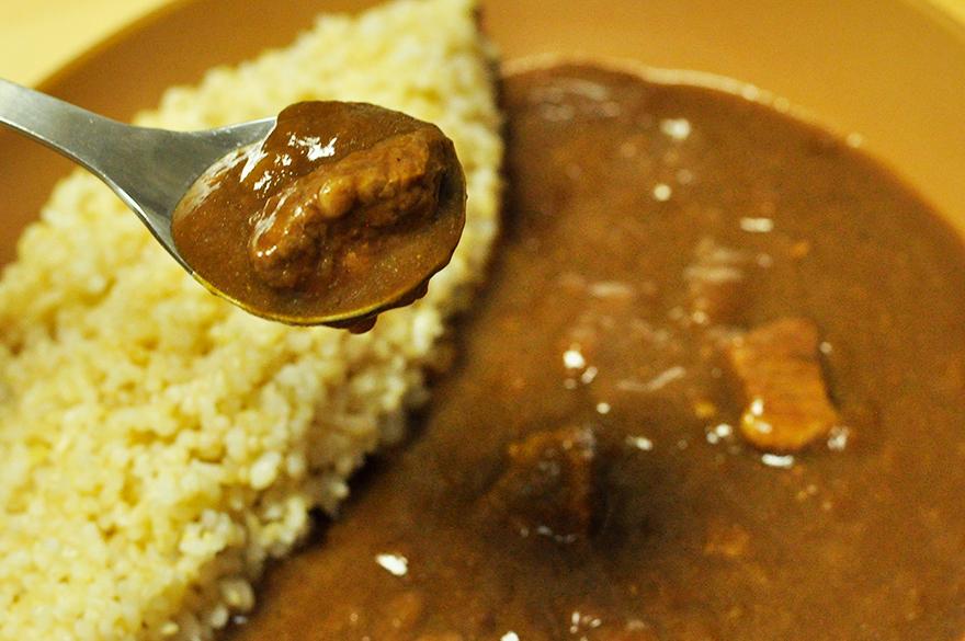 牛肉の美味しさNo.1レトルトカレー