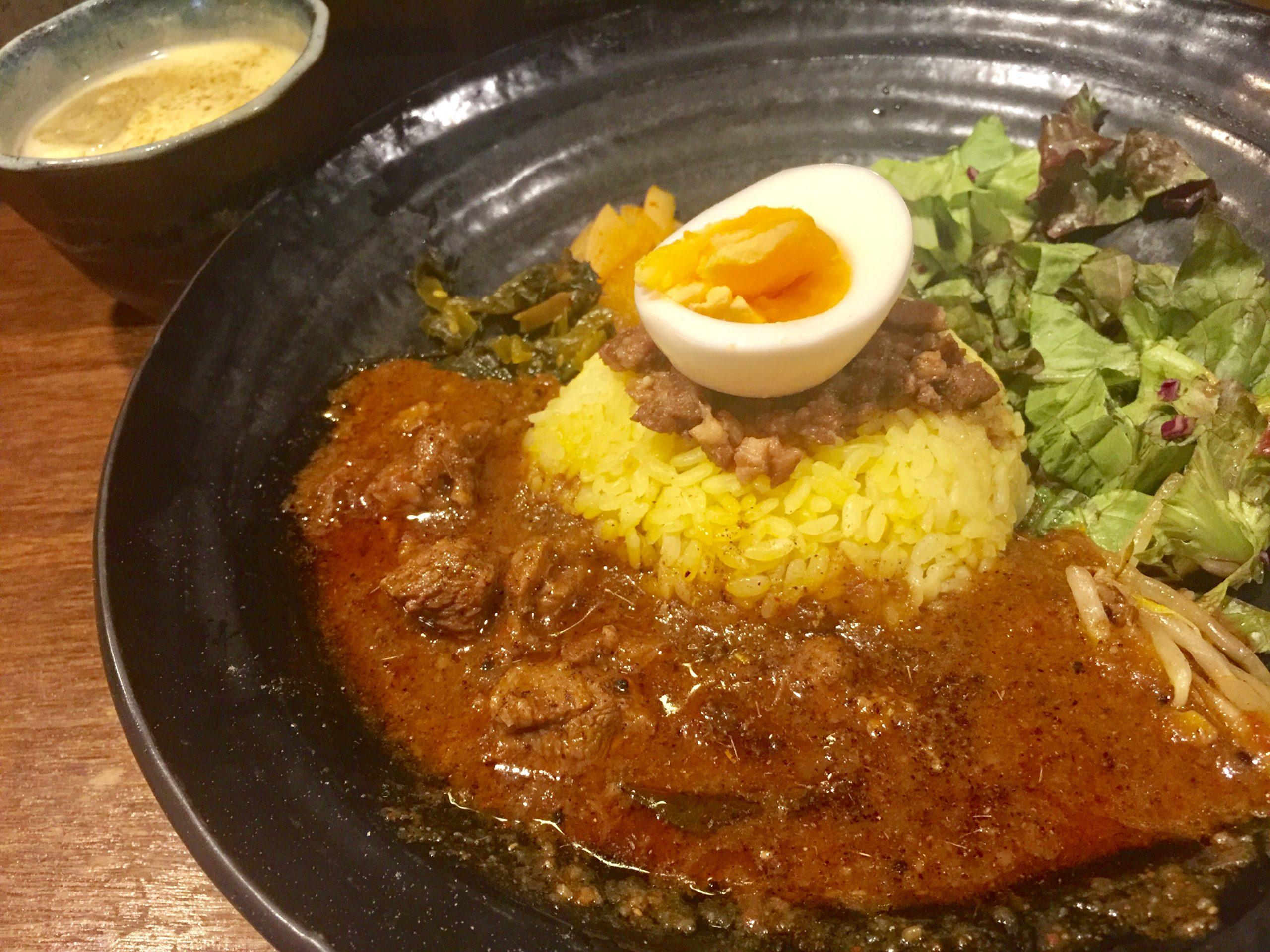 新宿 カレー店 魯珈(ろか)カレー