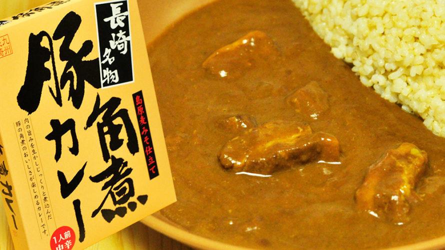 長崎名物 豚角煮カレー レトルトカレー