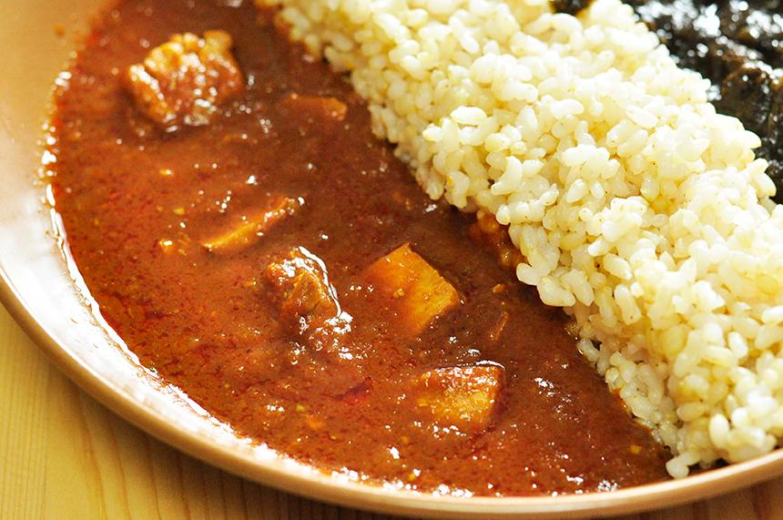 にしきや 南インド タミル料理 チェティナッド フィッシュ