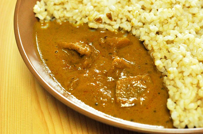 南インド タミル料理 コザンブ
