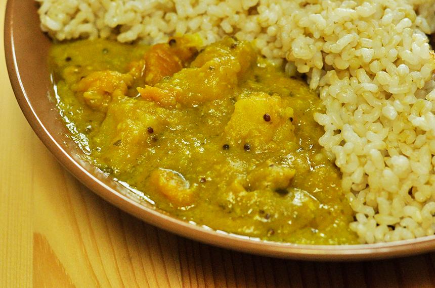 南インド タミル料理 クートゥー
