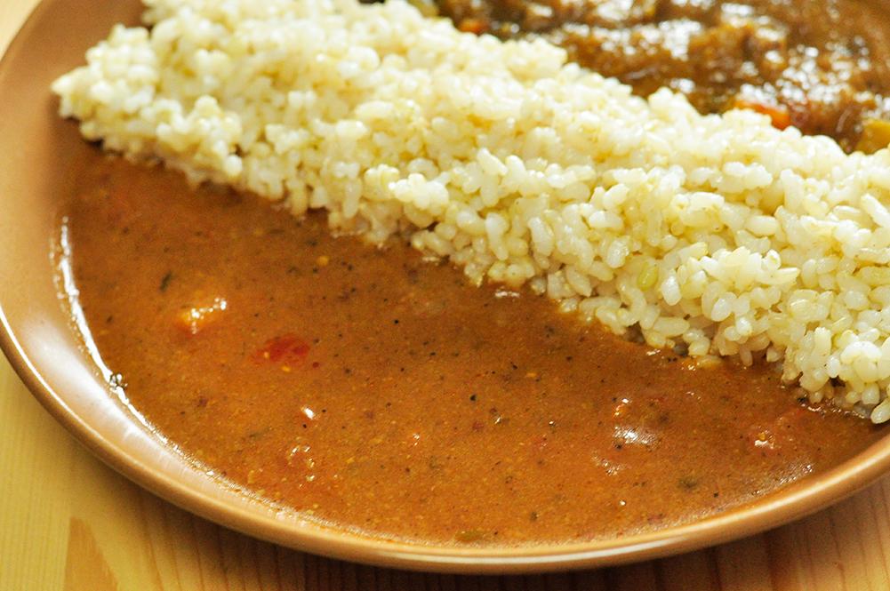 ラッサム タマリンド風味のトマトスープカレー