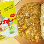 ピリリと辛い味わい豊かな沖縄限定ボンカレー(からくち)