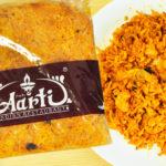 香り豊かなシーフードビリヤーニ インドカレーの店アールティー